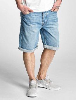 Rocawear Šortky Relax Fit modrý