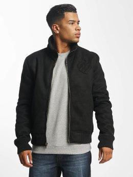 Rocawear Демисезонная куртка Andrey черный