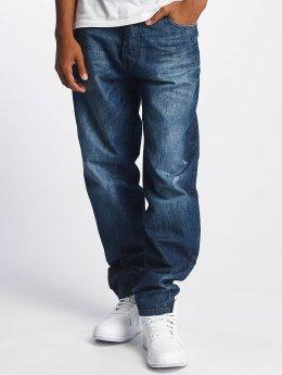 Rocawear Джинсы-трубы Tapered Loose Fit синий