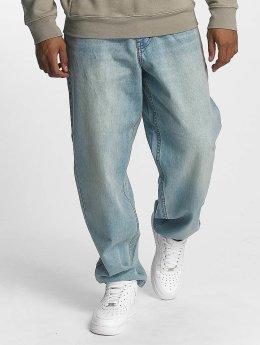 Rocawear Джинсы-трубы Lighter синий