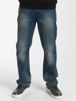 Rocawear Джинсы-трубы Crime синий