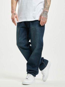Rocawear Джинсы-трубы WED Loose Fit синий