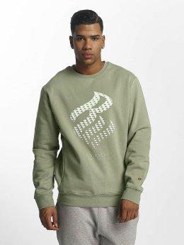 Rocawear Пуловер Triangle серый