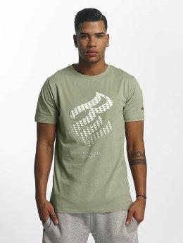 Rocawear Triangle T-Shirt Grey