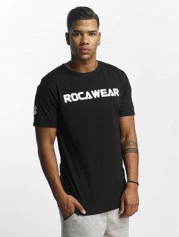 Rocawear Color Block T-Shirt Black