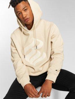 Rocawear Bluzy z kapturem Logo Stich bezowy