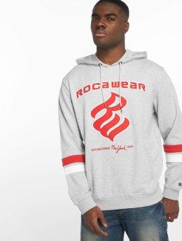 Rocawear Bluzy z kapturem DC szary