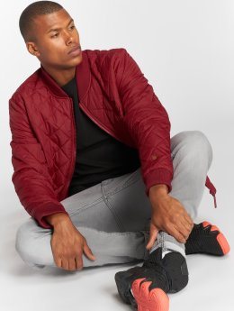Rocawear Bomber Jacket Red