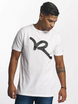 Rocawear Camiseta Logo blanco