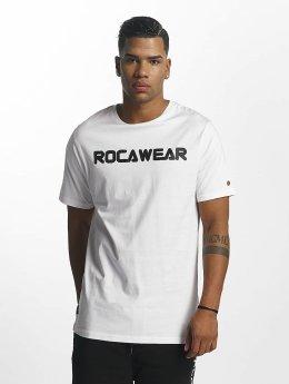 Rocawear Camiseta Color blanco