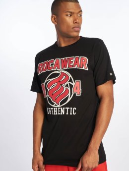 Rocawear Camiseta Authentic  negro