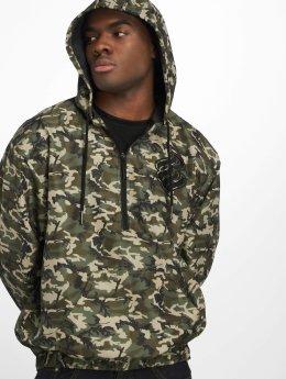 Rocawear Chaqueta de entretiempo WB Army camuflaje