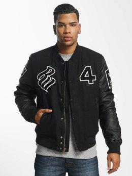 Rocawear College Jacket Retro Sport black