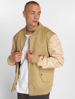 Rocawear College Jackets Ante  khaki
