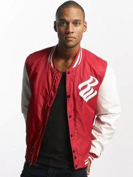 Rocawear College jakke College Jacket red