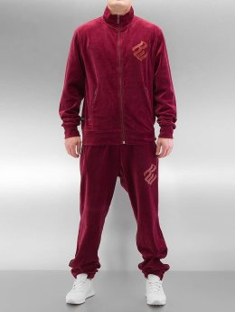 Rocawear Ensemble & Survêtement Velour rouge