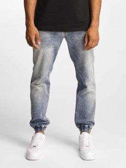 Rocawear Jean carotte antifit Jogger bleu
