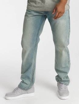 Rocawear Jean coupe droite Tony Fit bleu