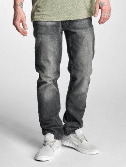Rocawear Jean coupe droite Relaxed gris