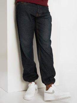 Rocawear Jeans larghi Loose Fit blu