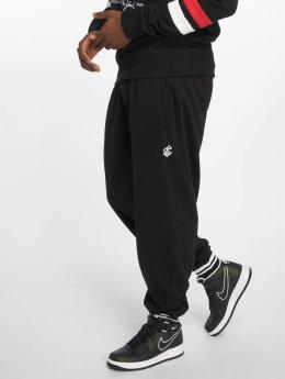 Rocawear Joggingbyxor Block svart