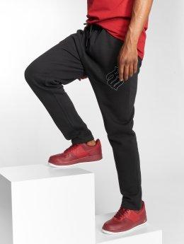 Rocawear Jogginghose Fleece schwarz