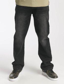Rocawear Løstsittende bukser Loose Fit svart