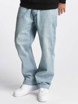 Rocawear Männer Loose Fit Jeans R in blau
