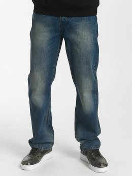 Rocawear Loose Fit Jeans Crime blau
