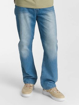 Rocawear Loose fit jeans Crime Loose Fit blauw