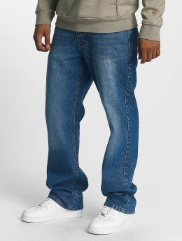 Rocawear Loose Fit Jeans 90TH modrý