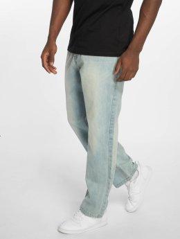 Rocawear Loose Fit Jeans WED modrý