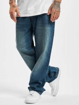 Rocawear Loose Fit Jeans WED modrý