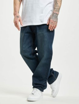 Rocawear Loose Fit Jeans WED Loose Fit modrý