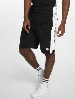 Rocawear Pantalón cortos Double Logo negro