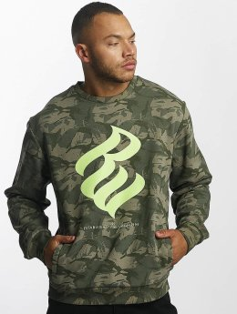 Rocawear Pullover Big Logo camouflage