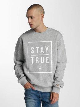 Rocawear Pullover Stay True grau