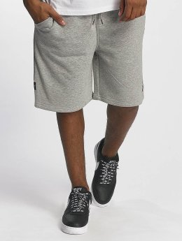 Rocawear Basic Fleece Shorts Grey Melange