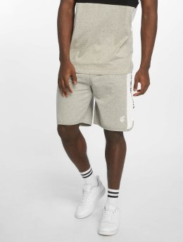Rocawear Double Logo Shorts Grey Melange
