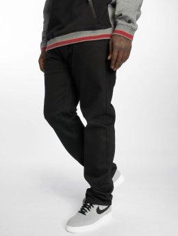 Rocawear Straight Fit farkut Tony Fit musta