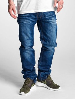 Rocawear Straight fit jeans Relaxed blauw