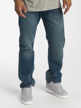 Rocawear Straight fit jeans Tony Fit blauw