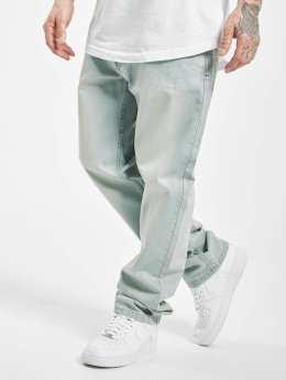 Rocawear Straight Fit Jeans TUE Relax modrý