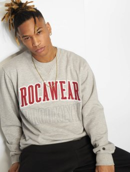 Rocawear Svetry Brooklyn šedá