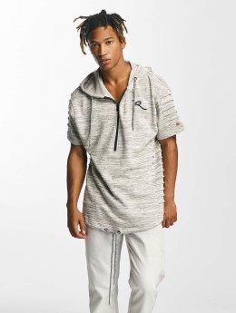 Rocawear Sweat capuche Melange gris