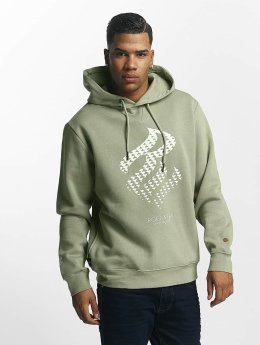Rocawear Sweat capuche Triangle gris