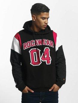 Rocawear Sweat capuche Number Four noir