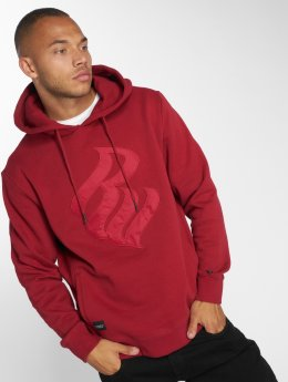 Rocawear Sweat capuche Logo Stich rouge