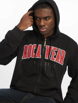Rocawear Sweat capuche zippé Brooklyn noir