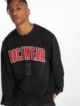Rocawear Swetry Brooklyn czarny